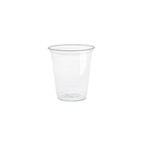 10oz Clear Plastic Smoothie Cup