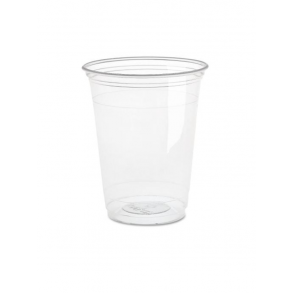 16oz Clear Plastic Smoothie Cup
