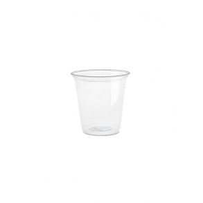 8oz Clear Plastic Smoothie Cup
