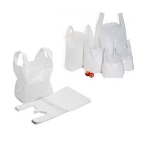 Colossus Plastic Carrier Bag